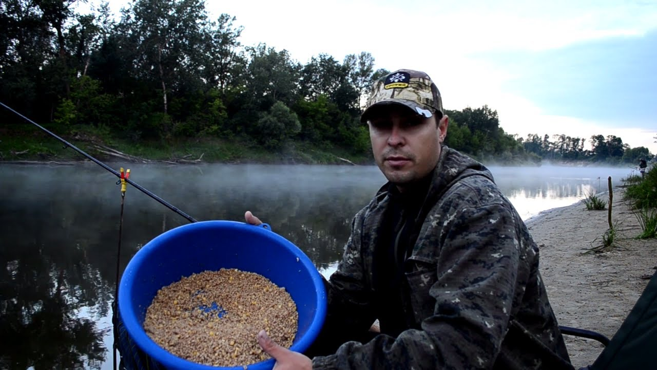рыбалка летом на спиннинг с берега