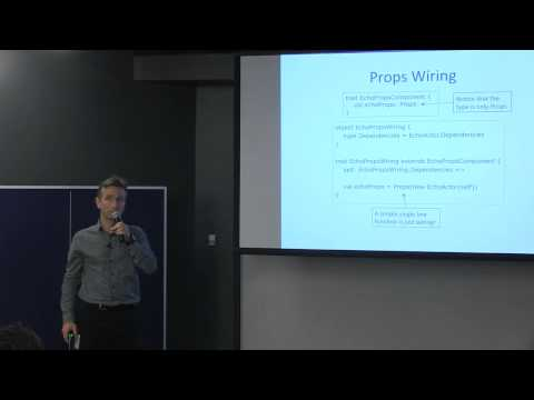 SF Scala, Peter Potts: Cake Pattern in Practice