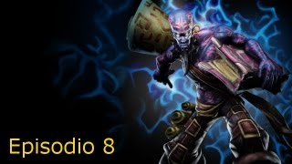 Quiero mi penta, no fastidies. ARAM con Ryze. League of Legends. Ep 8
