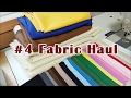 #4 페브릭하울 (Fabric haul)