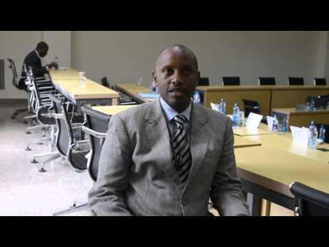 LAD Participant- George William Kayonga