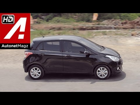 Test drive Hyundai Grand i10 Indonesia 2015