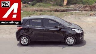 Test drive Hyundai Grand i10 Indonesia 2015