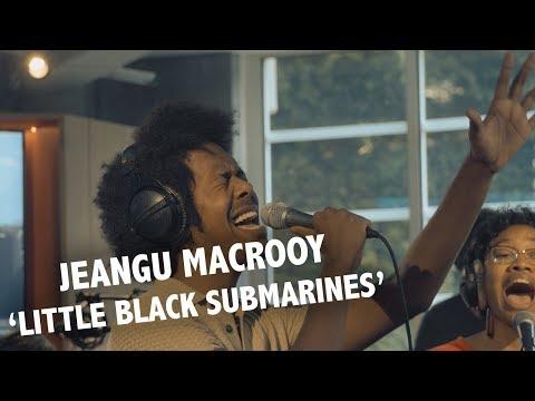 Jeangu Macrooy - 'Little Black Submarines' (Black Keys cover) live @ Ekdom in de Ochtend