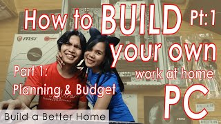 In Depth Diy Guide: Build Your Own Work From Home Pc - Part1, Build A Better Home - 07