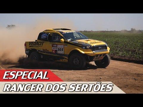 RALLY DOS SERTÕES – ESPECIAL PT. 1 | FORD RANGER V8 | ACELERADOS