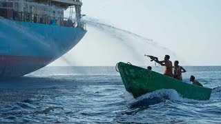 Somali pirates #2 - Russians and Americans against Somali pirates