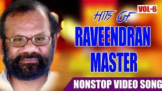 അമ്പിളി കലചൂടും Raveendran Hit Vol 06 Malayalam Non Stop Movie Songs K. J. Yesudas, K. S. Chithra