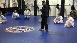 Martial Arts Learning Progression