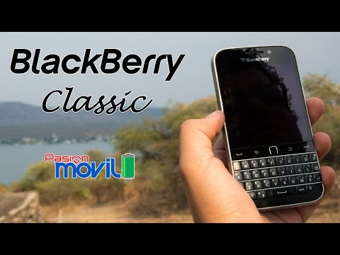 BlackBerry Classic - Análisis