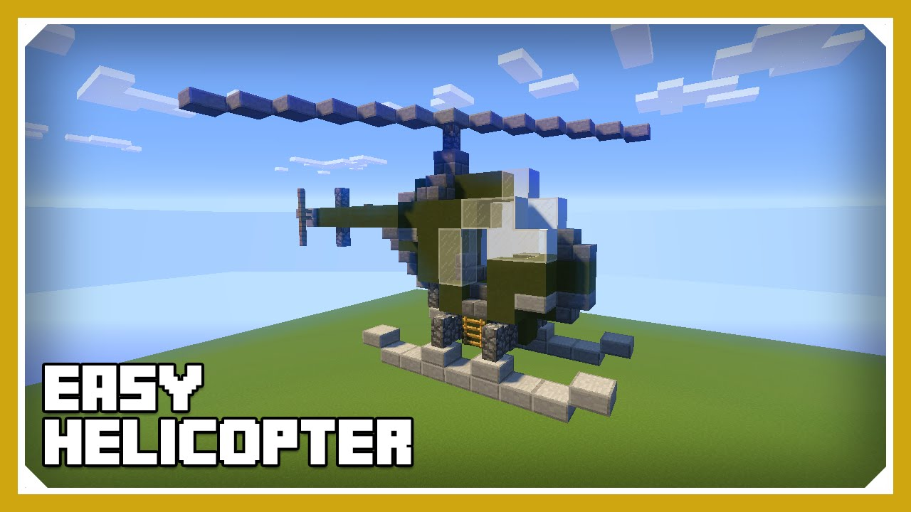 minecraft helicopter videos with Watch on Inspector Gadget in addition Lego City 60047 Police Station 60046 as well Watch together with 2 together with Watch.