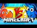 Minecraft | FINDING DORY LUCKY BLOCK CHALLENGE | UNDERWATER MURDER