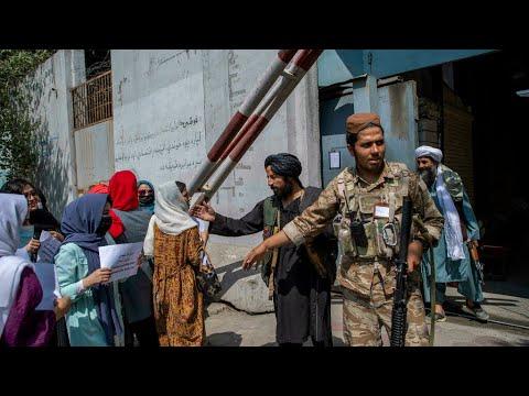 أفغانستان..حكومة بدون تمثيل نسائي والطالبات قريبا إلى المدارس
