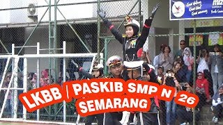 Download Video LKBB / PASKIB SMP N 26 SMG......Sepektakuler.. MP3 3GP MP4