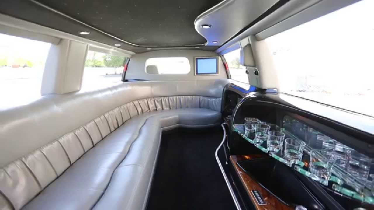 Ford Excursion 2015 >> Ford Excursion Stretch Limo - White v.4 - YouTube