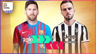 Leo Messi back in Barça, the 3 players Juventus want | Let's Talk Transfers