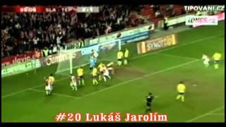 SK Slavia Praha goals 2010/11