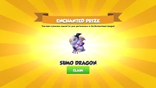 I got Sumo Dragon - Dragon Mania Legends