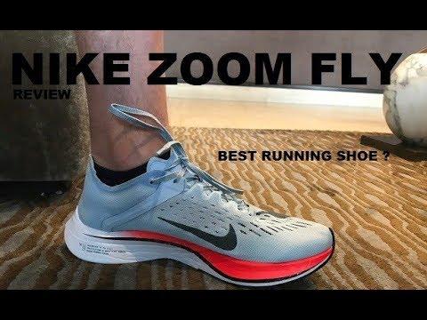 46768d0e204b NIKE ZOOM VAPORFLY 4% REVIEW  THE BEST RUNNING SHOE   - YouTube