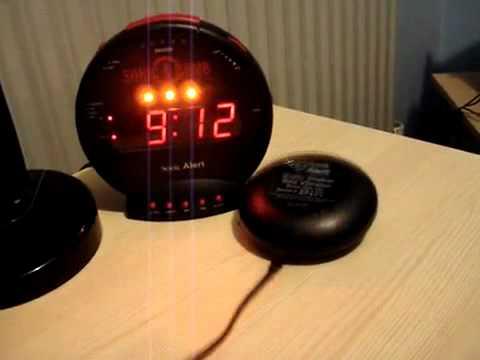 ea1260fd0fd5 Reloj Despertador Bomba Sonica - YouTube