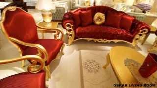 Классическая гостиная комната Oskar - Living Room Oskar(, 2012-12-23T13:47:39.000Z)