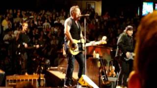 Springsteen - Higher and Higher - The Spectrum October 20, 2009