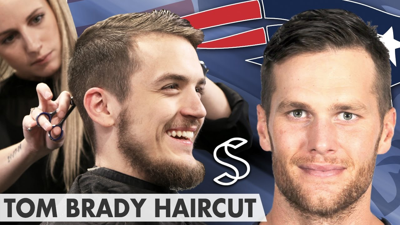tom brady hairstyle - england