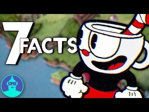 7 Cuphead Facts YOU Should Know (ft. Cuphead Creators)!!!   The Leaderboard
