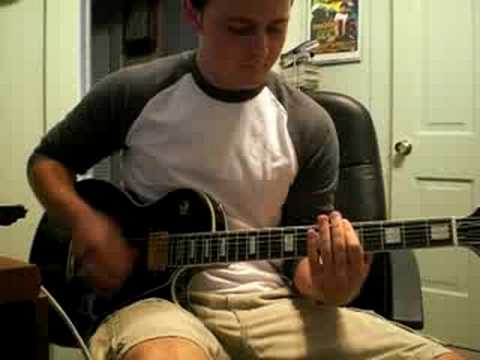 Third Eye Blind Wounded guitar cover