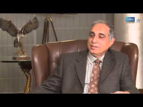 Joe Verghese interviews Mr  Irfan Razack, Chairman & Managing Director, Prestige Group