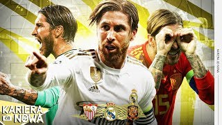 🇪🇸 SERGIO RAMOS 🇪🇸 | KARIERA OD NOWA | FIFA 20