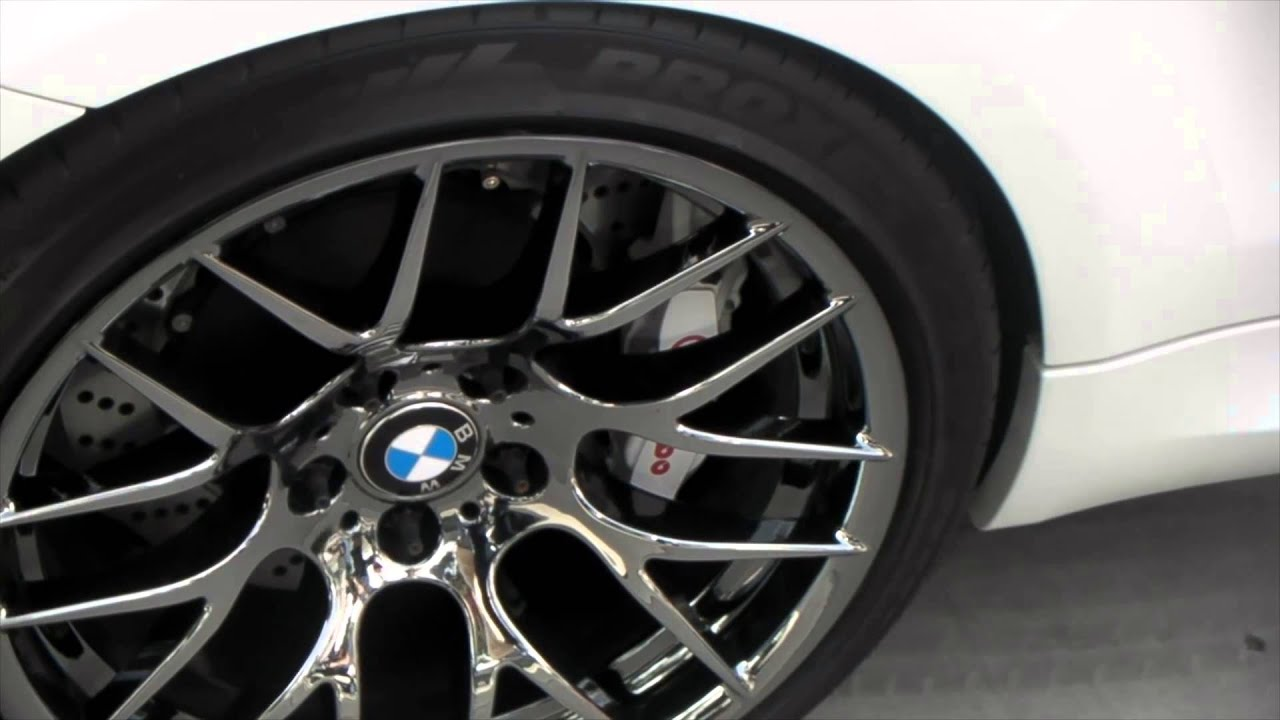 DUBSandTIRES.com 2010 BMW M1 Review Turbo charged 20 Inch ...