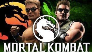 Mortal Kombat - Whats The Difference? Johnny Cage (Old Vs New)