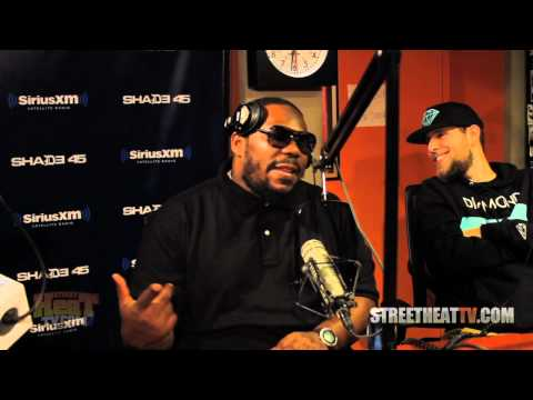 Beanie Sigel - That's All I Know (In Studio Performance)