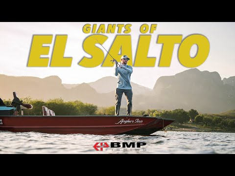 CATCHING GIANTS IN MEXICO - BMP FISHING