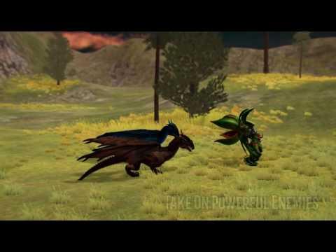 Clan of Dragons Game Trailer