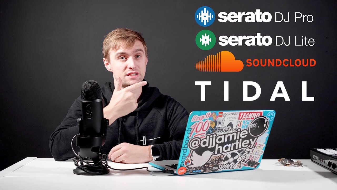 Serato DJ Announces Soundcloud & Tidal Music Streaming Integration!