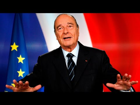 World leaders farewell former French president Jacques Chirac