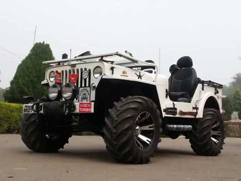 Open Modified Jeep For Sale Youtube