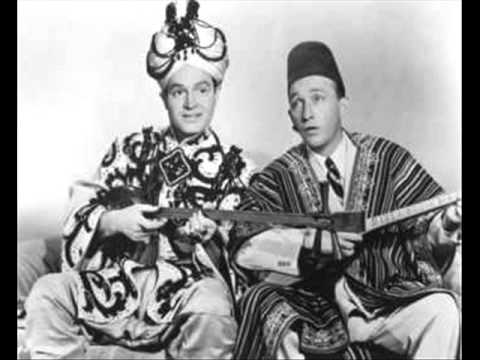 The Bob Hope Show with Bing Crosby & Doris Day - Buttons & Bows parody (1948)