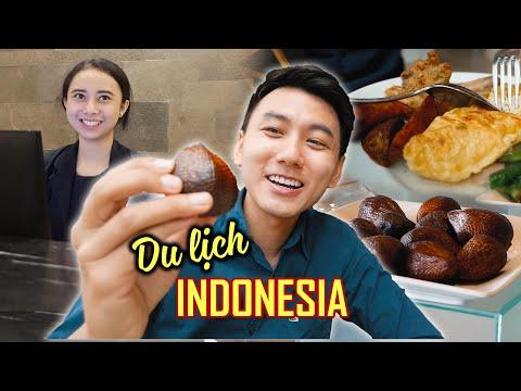 Vượt biển tiến vào thế giới Hồi Giáo Java |Du lịch ẩm thực Indo Bali #7