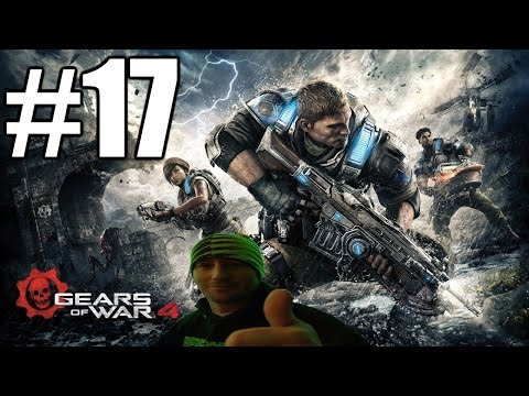 Gears of War 4 Gameplay Playthrough #17 - Powerless (PC)