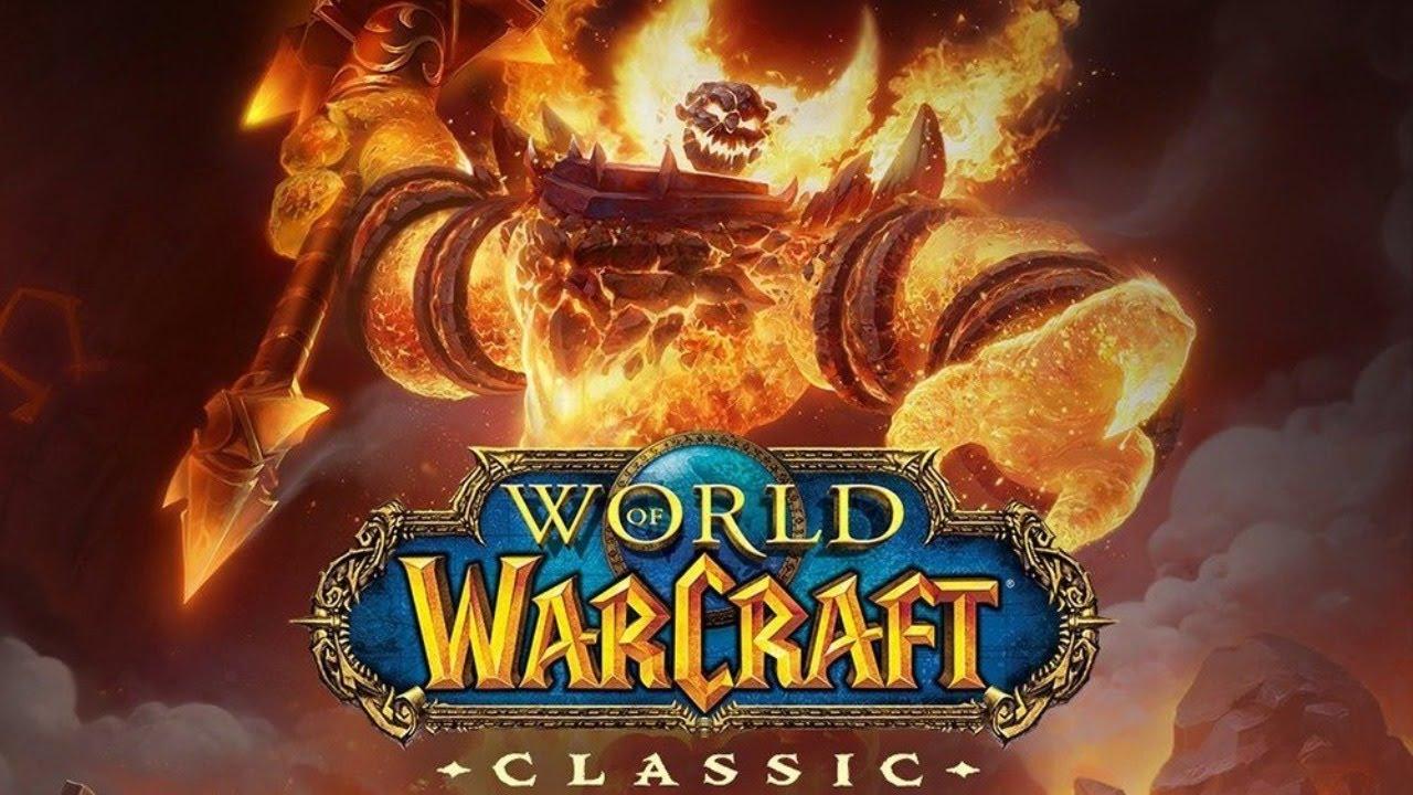 Постигаю Варкрафт Классик   WoW Classic