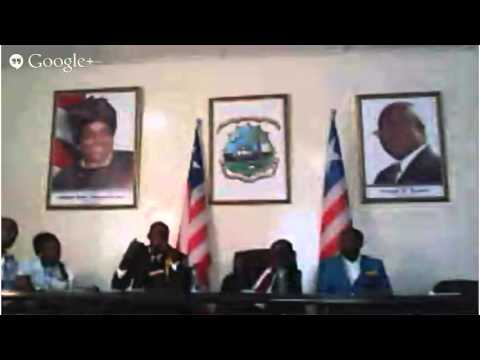 Ministry of Information of the Republic of Liberia Weekly Pr