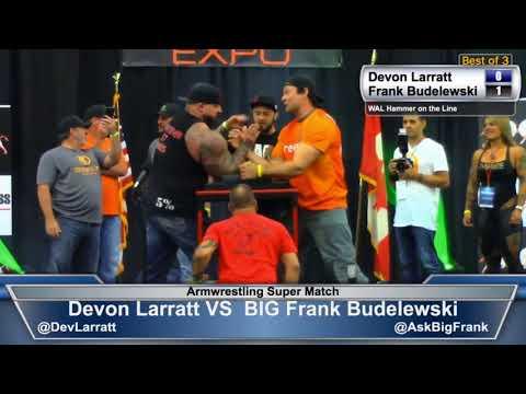 Devon Larratt vs Big Frank 9/9/17