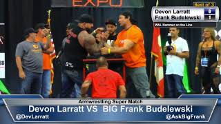 Devon Larratt vs Big Frank 9/9/17