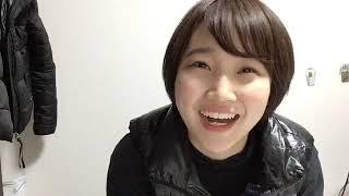 프로듀스48에 출연했던 야마다 노에(山田 野絵)의 2018년 12월 27일자 ...