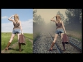 watch he video of Photoshop Compositing Tutorial - Waiting