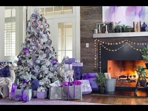 Cheap Christmas Tree Decorations | White Christmas Tree decorating ...