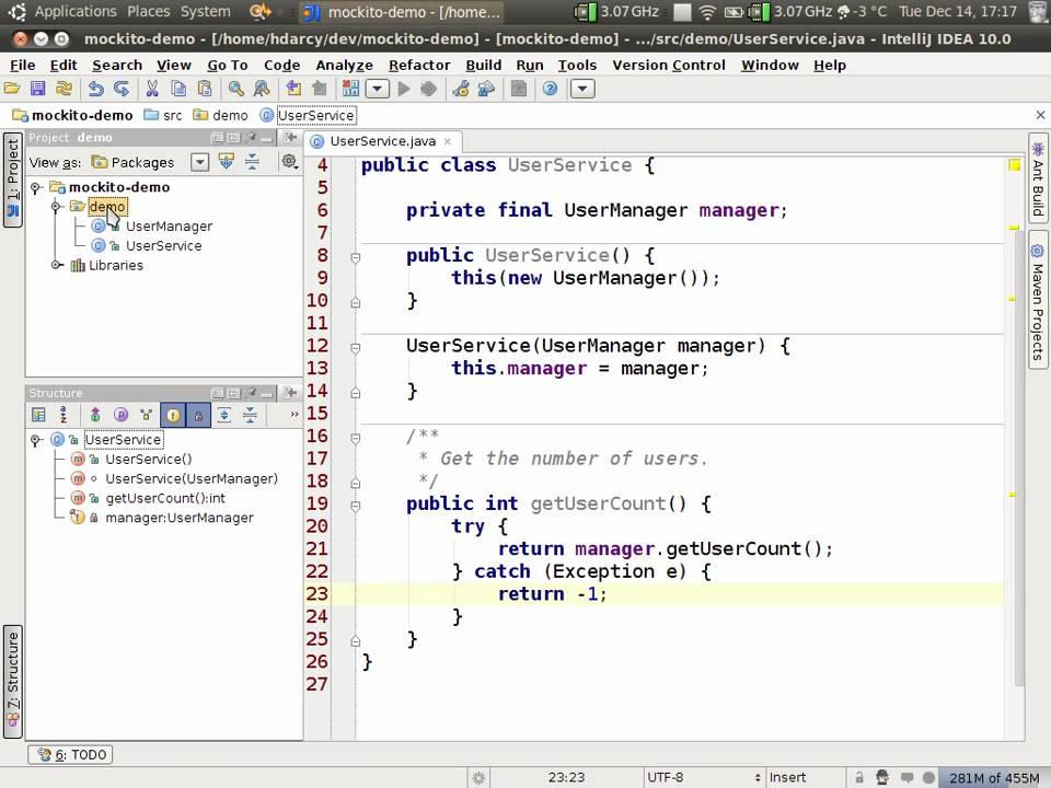 Mockito - Stubbing Behavior in Java Unit Tests